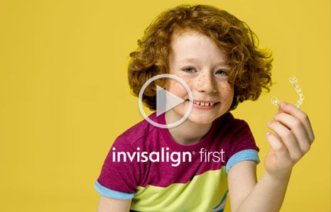 Invisalign First Video Thumbnail O'Neill Orthodontics York PA